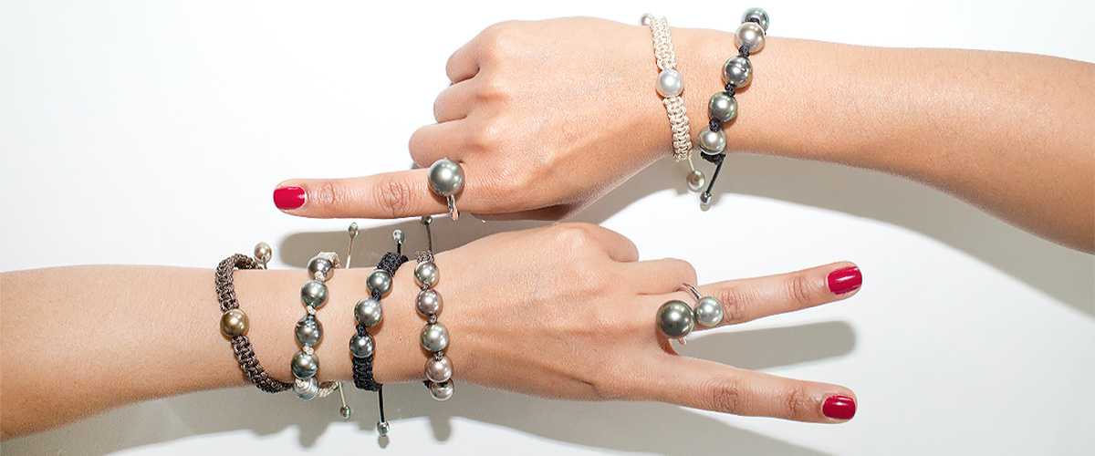 Gellner: The Spirit of Pearls - Tropical Attitude Any Time of Year