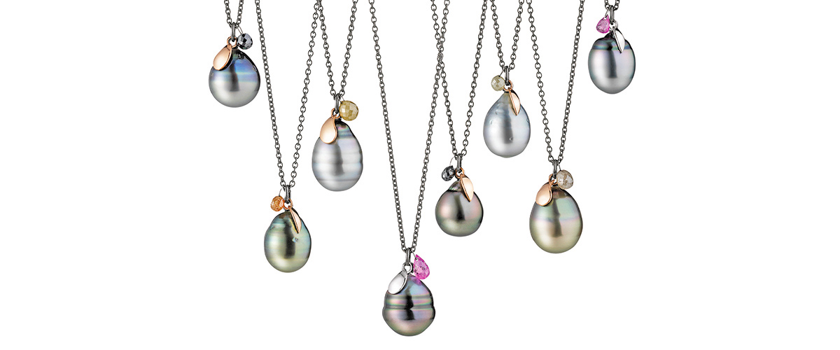 Gellner: The Spirit of Pearls - Tropical, timeless, sustainable, sweet.
