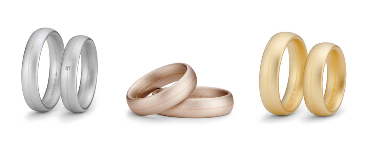 "Niessing - ""Soul"" rings to stylishly say I do."